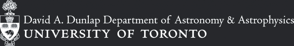 Univeristy of Toronto Logo